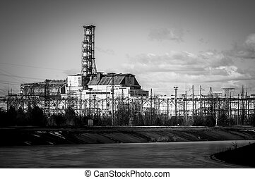 The Chernobyl Nuclear Pwer Plant, 2012 March 14