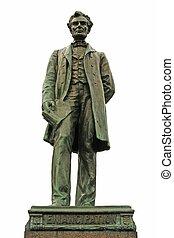 American Civil War Memorial in Edinburgh, Scotland - This...