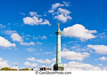 Place de la Bastille Paris - Place de la Bastille in Paris