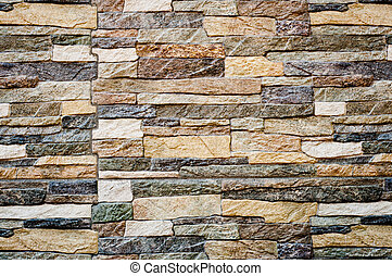 modern stone wall background texture