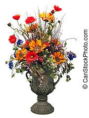 flores, florero