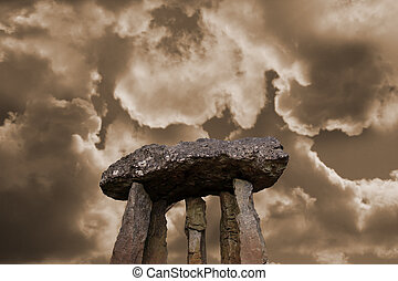 ancient stones 13 - ancient standing stone monuments in...