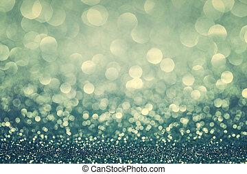 Blue glitter christmas background - Blue glitter christmas...
