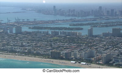 Miami Beach aerials - Fantastic Aerials of Miami Beach and...