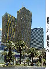 Mandarin Oriental Hotel & Casino - LAS VEGAS - MAY 29:...
