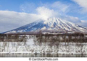 Mount Yotei Hokkaido, Japan