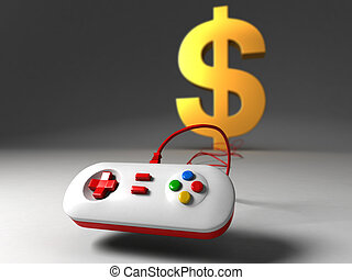 video game industry or U.S. dollar - the rise of the video...