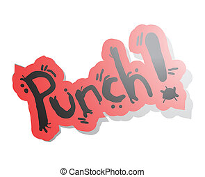 Punch button - Creative design of punch button