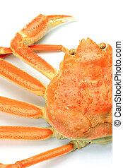 snow crab - This is the snow crab which I boiled.