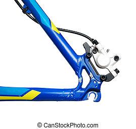 自転車, 水力である, ブレーキ