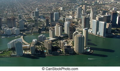Miami Beach Aerials - Aerials of Miami Beach and surrounding...