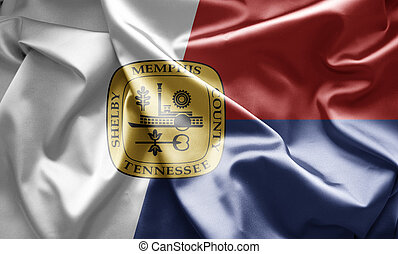 Flag of Memphis, Tennessee A series of perfect images of US...