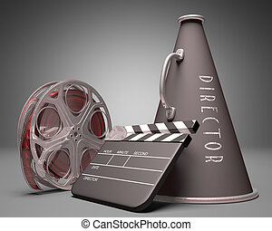 Cinema Revive - Important objects in the use of film...