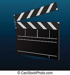 Movie Clapper Boards