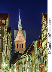 Marktkirche in Hannover, Germany - Marktkirche (Marketplace...