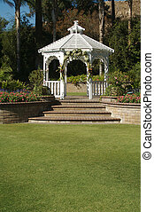 Elegant Wedding Gazebo
