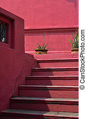 Dutch Red Stair in Melaka