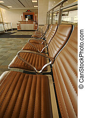 Airport Seating Abstract