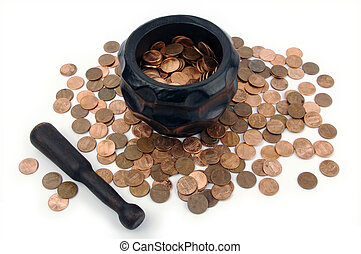 Grinding for Pennies