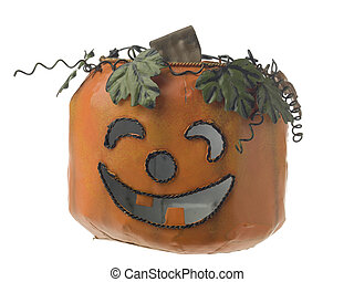 halloween ornament - Ornamental jack o lantern for halloween