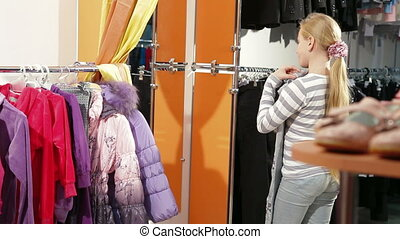 Shopping For Girls Clothing