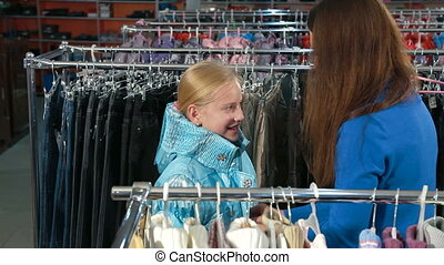 Clothes Shopping