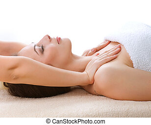 Massage at Dayspa
