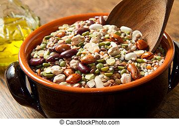 vegetables in crock pot