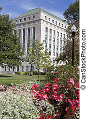 Buildings of West Virginia State Capitol Building