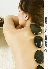 Spa Stone Therapy