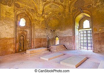Dadi potis tomb in Lodi Garden in Delhi - Dadi potis tomb in...