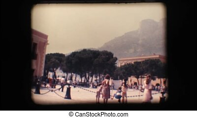 Vintage Princes Palace of Monaco - Vintage 8mm Princes...