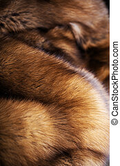 Luxury Sable Fur