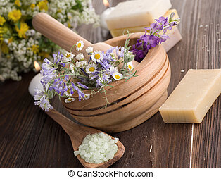 Natural Herbal Spa Products