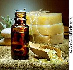 Spa Essential Oil Aromatherapy