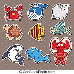 fish stickers