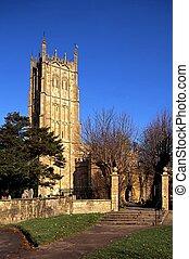 Church, Chipping Campden, UK. - Church of St. James,...