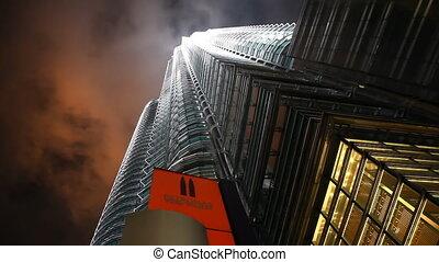 Petronas Towers Kuala Lumpur - 26 October 2012 Kuala Lumpur,...