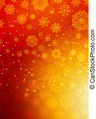Abstract christmas background. EPS 8