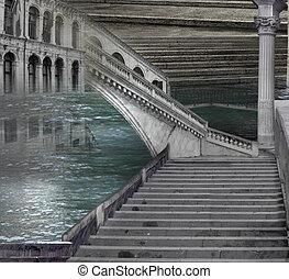 Italian Imagination - The marble city