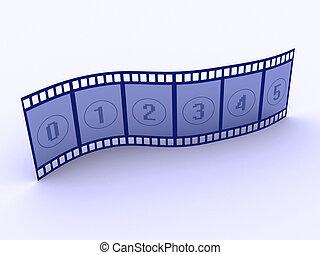 Strip film 2