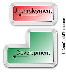 Development And Unemployment