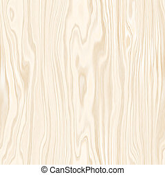 Light Woodgrain Texture - A modern style of light colored...