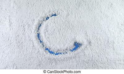 snow smail