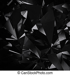 diamond texture detail background