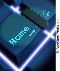 House keyboard