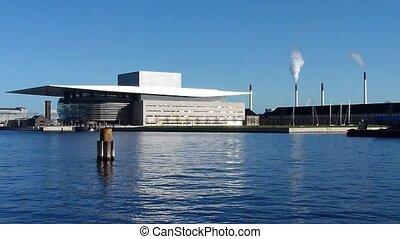 Opera house - Copenhagen Opera House, Denmark