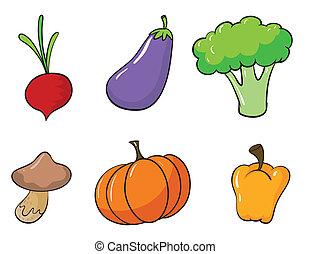 legumes, Vário