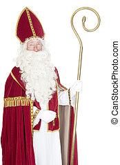 Sinterklaas - Portrait of Sinterklaas