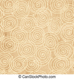 Abstract swirl pattern, grunge paper for your design